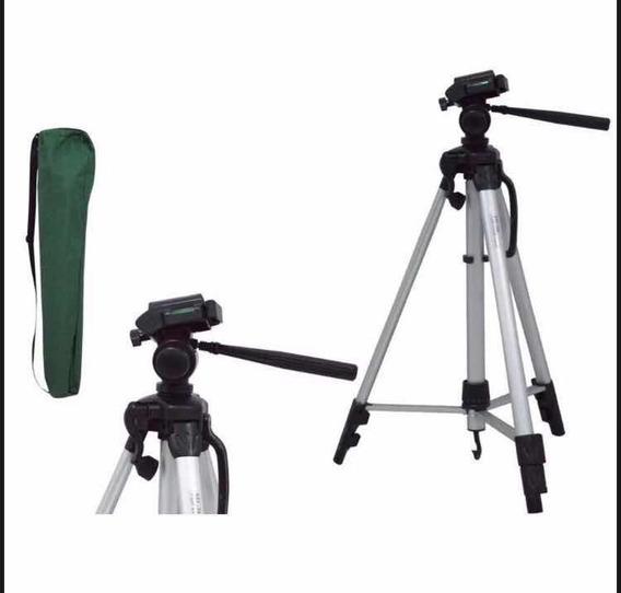 Tripe Universal Para Câmera + Bolsa Transporte 1,50m