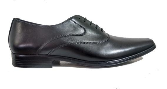 Oferta Zapatos Santini / Vestir / Negro / Hombre