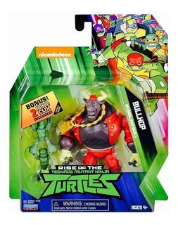 Rise Of The Teenage Mutant Ninja Turtles Bullhop