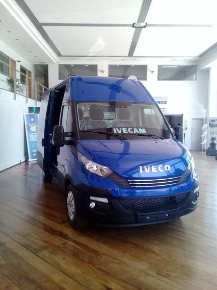Iveco Daily Furgón 35s13 Hi Matic Automática 10,8m3 0km 2019