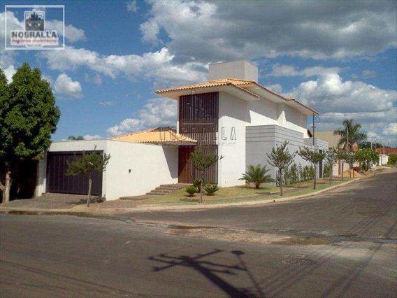 Casa Em Jaboticabal Bairro Colina Verde - V271100