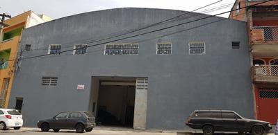 Galpão Para Alugar 600m² - Pq Pirajussara - Embu Das Artes - 186 - 33922829
