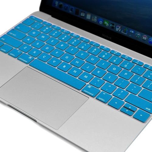 Teclado De Silicone Macio Capa Protetora Para Macbook 12 Pol