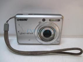 Defeito Câmera Sony Dsc-s730