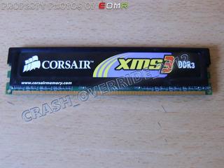 Memoria Ram Corsair Xms3 Ddr3 1gb 1333mhz Cm3x1024-1333c9dhx