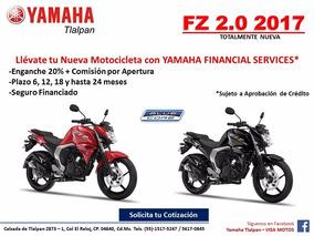 Yamaha Fz Meses Sin Intereses Mt R3 Fazer Pulsar