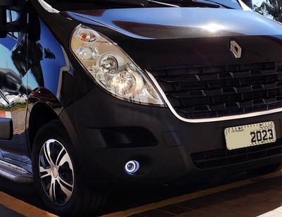 Renault Master Super Luxo Preto Ano 2019 16 Lugares