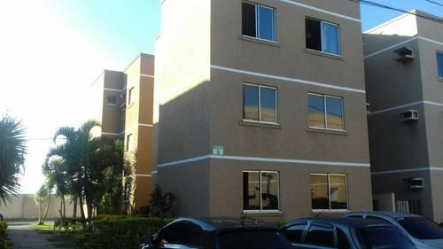 Apartamento Em Jardim Mariléa, Rio Das Ostras/rj De 68m² 2 Quartos À Venda Por R$ 190.000,00 - Ap614502