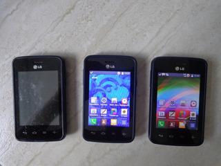 Celular Lg L30 Sporty Dual 2 Chips - Frete Grátis