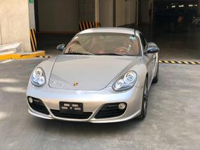 Porsche Cayman 3.4 S Coupe At 2011