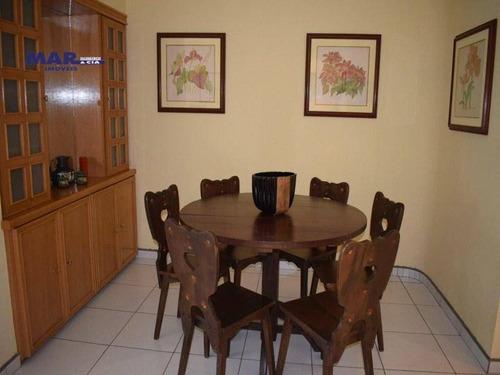 Imagem 1 de 12 de Apartamento Residencial Para Venda E Locação, Barra Funda, Guarujá - . - Ap10199