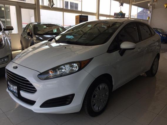 Ford Fiesta S 2016