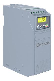 Inversor De Frequência Weg Cfw300 5cv 220v 15,2a Trifásico
