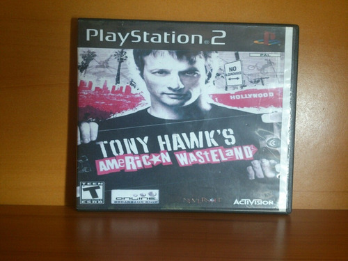Tony Hawk's American Wasteland Juego Playstation 2 Ps2