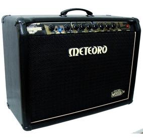 Amplificador Cubo Meteoro Gs160 Pre Valvulado Gs 160 Guitarr