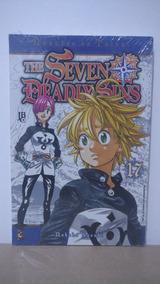 Mangá Seven Deadly Sins Nanatsu No Taizai 17