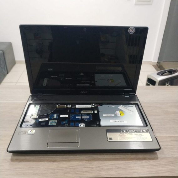 Peças Acer Aspire 5251-1069 Tela Carcaça Drive Wi-fi Leia