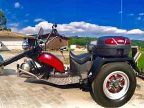 Triciclo 1600 Cilindradas