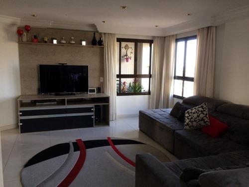 Imagem 1 de 27 de Apartamento Residencial À Venda, Mooca, São Paulo. - Ap4153