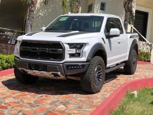 Ford Lobo Modelo 2020  3.5 Raptor Cabina Y Media 4x4 At