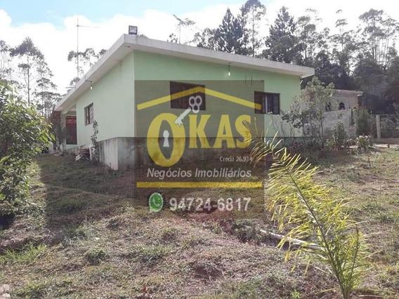 Chácara Com 3 Dormitórios À Venda, 1100 M² Por R$ 300.000 - Quinta Divisão - Suzano/sp - Ch0039