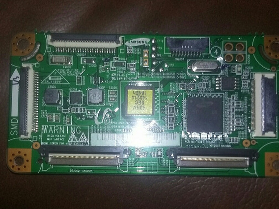 Placa T-com Tv Samsung Pn43h4000