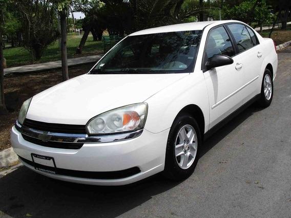 Chevrolet Malibu Blanco 2004 Color Blanco