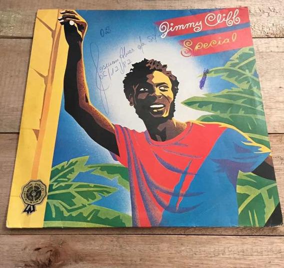 Lp Jimmy Cliff Especial 1982