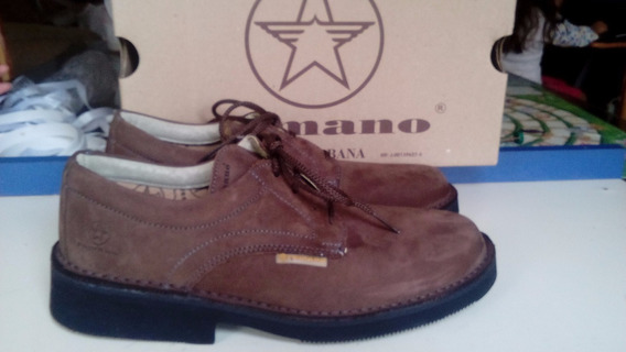 Zapatos Casuales Romano Talla 39 Ref 204