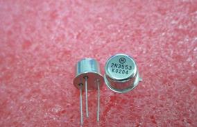 Transistor De Rf 2n3553 100% Original Motorola Genuíno