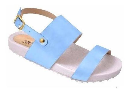Sandalia Infantil Sapato Menina Feminina Rasteira