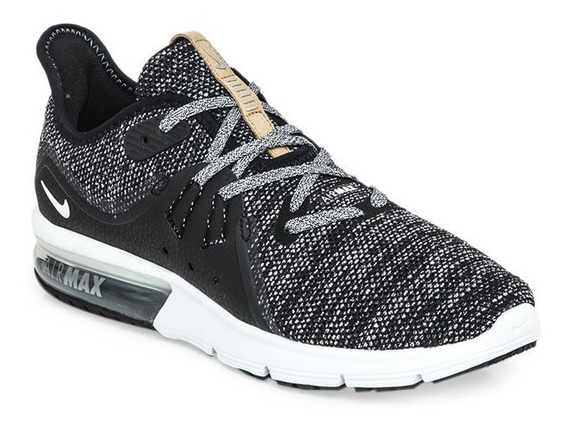 Zapatillas Nike Mujer Air Max Sequent 3 Unico Talle 8,5 Us