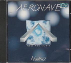 Marcelo Nadruz - Cd Aeronave - 1996 - ( Raiz De Pedra )