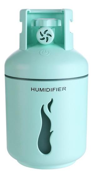 Humidificador Tanque De Gas Ultrasonico Aromaterapia Difusor