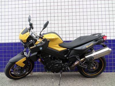 F 800 R 2012 Amarela Muito Nova !!! Confira!!!!