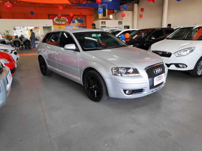 Audi A3 Sportback Ambition S-tronic 2.0 Tfsi 16v 4p Aut