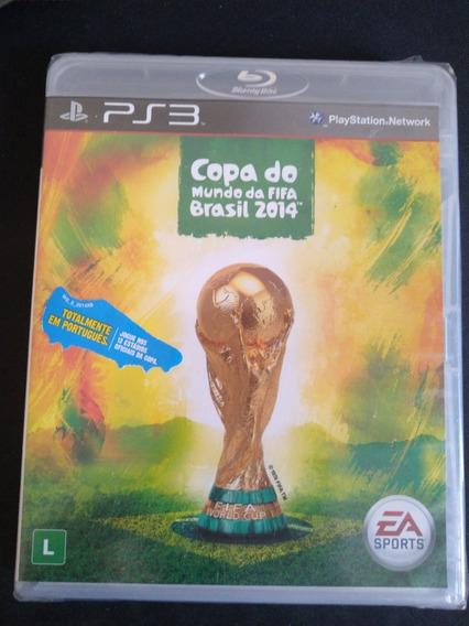 Fifa Copa Do Mundo 2014 (ps3 Lacrado)