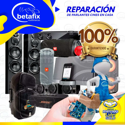 Reparacion Jbl Harman Kardon Pioneer Bose Beats Bazuca Sony