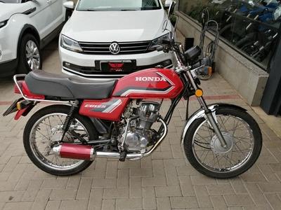Honda - Cg 125 4 Stroke - 1988