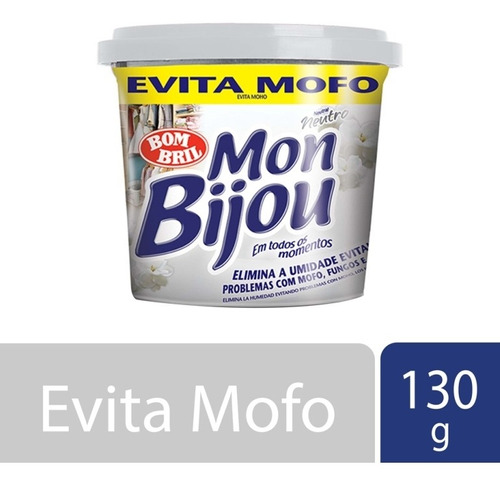 Mon Bijou Evita Mofo Neutro 130g
