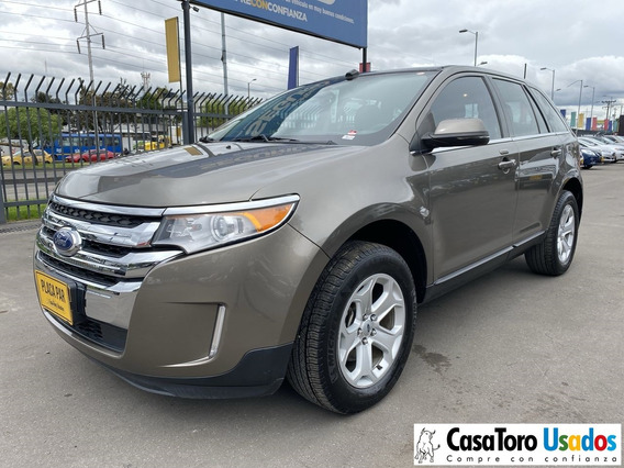 Ford Edge Limited 4x4 At 3500cc 2014