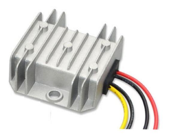 Transformador Convertidor/ Conversor De Tensión 12v A 24v 10