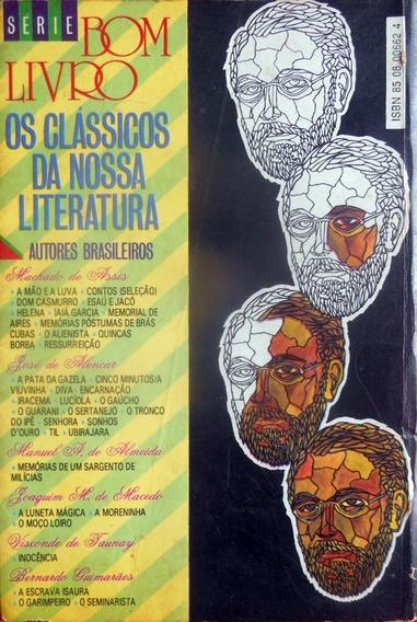 Livro Cinco Minutos/a Viuvinha Jose De Alencar 1988
