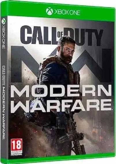 Call Of Duty Modern Warfare 2019 Xbox One Mídia Física Novo