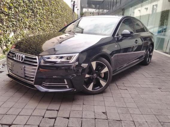 Audi A4 4p S Line L4/2.0/t Aut Quattro