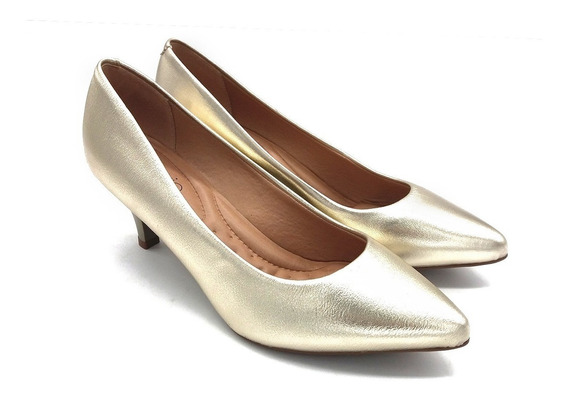 Zapatos Stilleto 40mm Taco Fino Punta Fiesta Vestir 4076-150