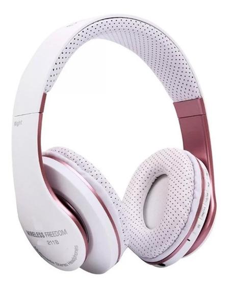 Fone Headphone S/ Fio Bluetooth +5h Garantido +496 Vendas