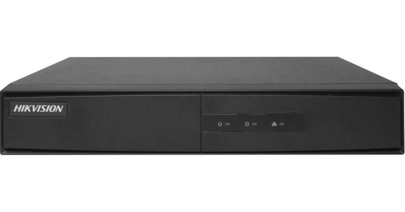Dvr 8 Ch Canales Hikvision Camaras 1080p Full Hd 7208hghi F1