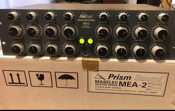 Prism Sound Maselec Mea2 Compressor Materização- Neve, Ssl