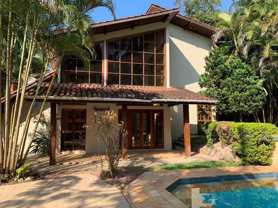 Casa De Condomínio Com 4 Dorms, Jardim Europa, Itapecerica Da Serra - R$ 1 Mi, Cod: 149 - V149